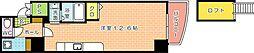 グランドポレストーネ東平塚[1101号室]の間取り