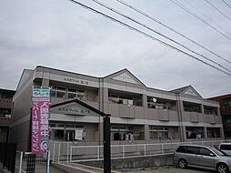 愛知県名古屋市緑区大形山の賃貸アパートの外観