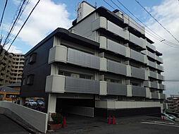 大阪府豊中市上新田2丁目の賃貸マンションの外観