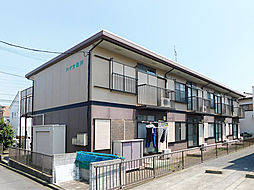 ハイツ吉川[102号室]の外観