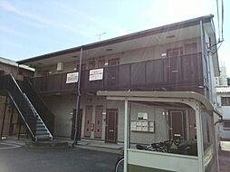 プレッソ新在家[1階]の外観