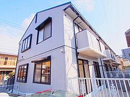 広島県安芸郡海田町昭和町の賃貸アパートの外観