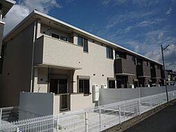 ランドマーク桜井II[2201号室]の外観