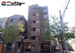 城西FUJIマンション[3階]の外観