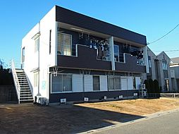 上野台コスモス[23号室]の外観