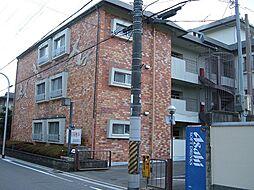 下加茂ハウス[1-E号室]の外観