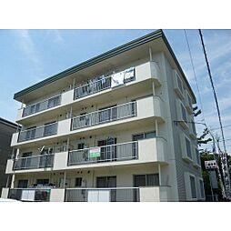 静岡県浜松市中区中島1丁目の賃貸マンションの外観