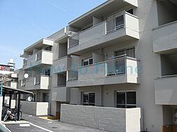 京都府京都市左京区山端滝ケ鼻町の賃貸マンションの外観