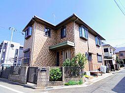 須永邸[1階]の外観