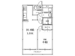 北高崎駅 4.4万円