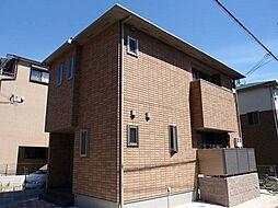兵庫県神戸市兵庫区吉田町2丁目の賃貸アパートの外観