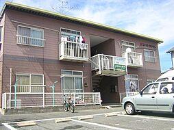 コーポヤマモト[1階]の外観