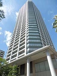 白金タワー・タワー棟[34階]の外観