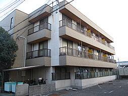 南埜第二マンション[102号室]の外観