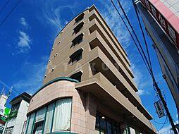 グリーンコート三国[6階]の外観