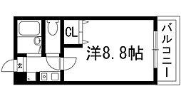Enuz10[1階]の間取り