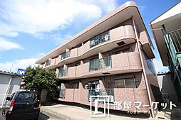 愛知県豊田市元宮町1丁目の賃貸マンションの外観