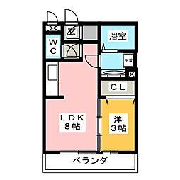 井野駅 5.3万円