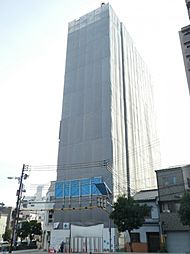 プレサンス四天王寺[10階]の外観