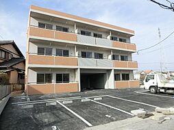 愛知県清須市西市場3丁目の賃貸マンションの外観