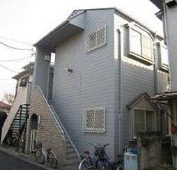 東京都練馬区豊玉中1丁目の賃貸アパートの外観