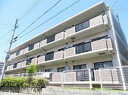 大阪府富田林市昭和町1丁目の賃貸マンションの外観