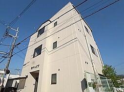 大阪府大東市御供田4丁目の賃貸マンションの外観