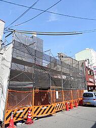 梅香新築マンション[1階]の外観