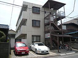 東京都大田区西糀谷4丁目の賃貸マンションの外観