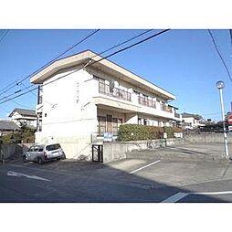 愛知県長久手市作田1丁目の賃貸アパートの外観