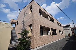 栃木県宇都宮市不動前2の賃貸アパートの外観