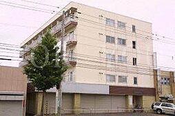 北海道札幌市北区篠路三条4丁目の賃貸マンションの外観