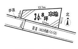 所沢市上新井3丁目