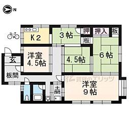 京都市営烏丸線 丸太町駅 バス16分 叡電元田中下車 徒歩2分