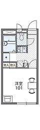 滋賀[1階]の間取り