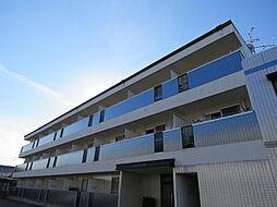 ルミエール箕面[3階]の外観