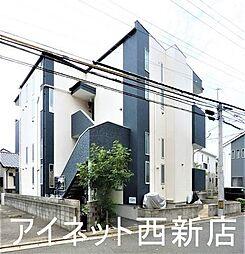 福岡市地下鉄空港線 室見駅 徒歩5分の賃貸アパート