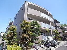 大阪府大東市野崎3丁目の賃貸マンションの外観