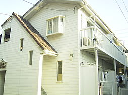 パレスエメラルド[2階]の外観