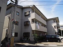 大阪府八尾市山本町北7丁目の賃貸マンションの外観