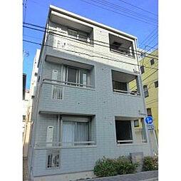 東京都江東区海辺の賃貸アパートの外観
