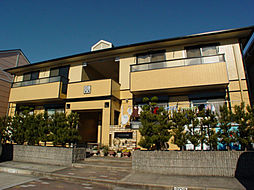 バードレイク福島[101号室]の外観