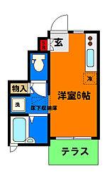 大森台駅 3.3万円