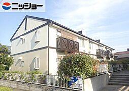 ボヌール平松B棟[1階]の外観
