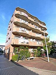セントピアプラザA棟[2階]の外観
