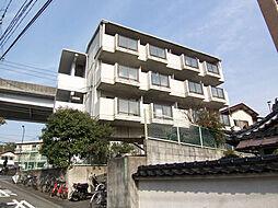 沖田ビル[402号室]の外観