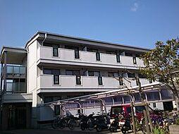 ルシアタームー[103号室]の外観