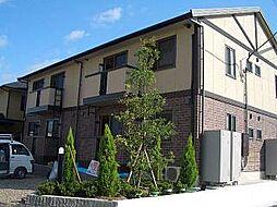 高知県高知市南金田の賃貸アパートの外観