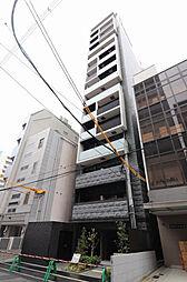 プレサンス心斎橋ニスト[1402号室]の外観