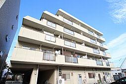 愛知県名古屋市名東区極楽5の賃貸マンションの外観